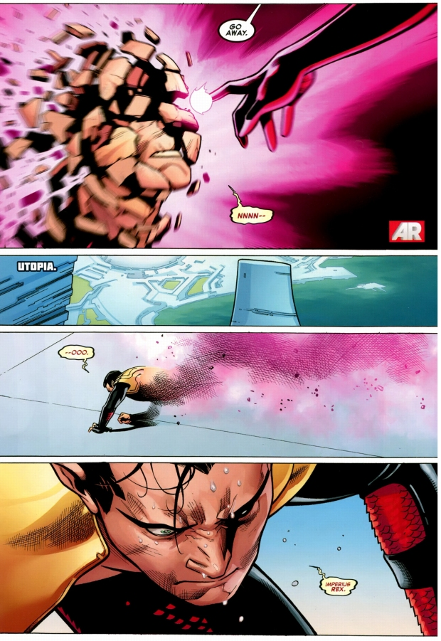 phoenix five namor vs the scarlett witch
