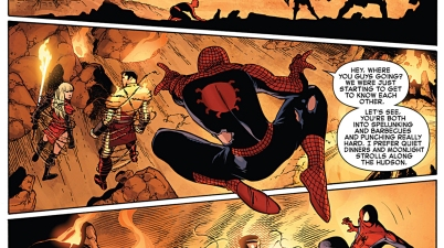spider-man vs phoenix five colossus and magik