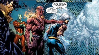 the rogues break into iron heights penitentiary