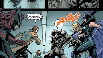 birds of prey vs clayface