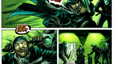 captain boomerang gains a super power