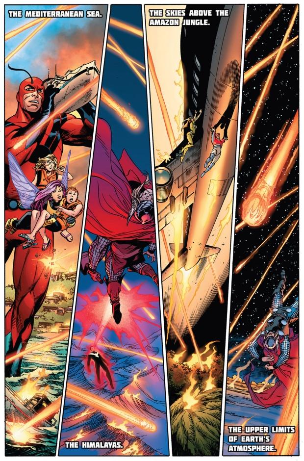 dark phoenix cyclops tears the world apart
