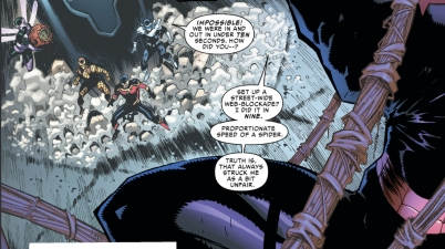 how superior spider-man took down the sinister six