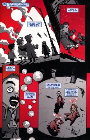 mini batman and superman's origin story