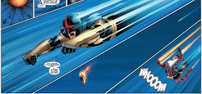 nova attacks dark phoenix cyclops