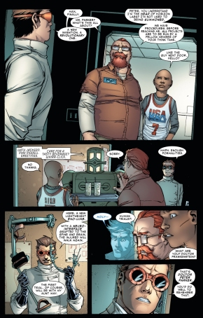 peter parker is not a doctor