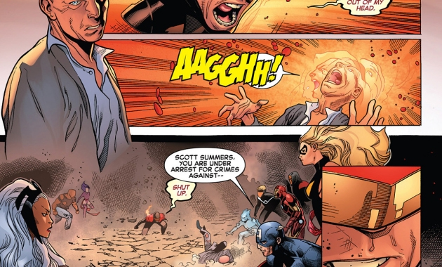 phoenix five cyclops betrays phoenix five emma frost