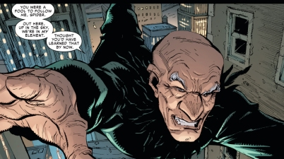 superior spider-man vs the vulture