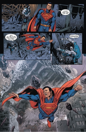 superman vs lobo (injustice gods among us)