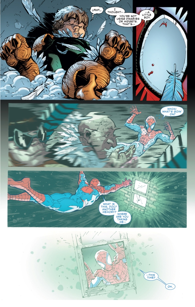 why you shouldn't use kids against superior spider-man