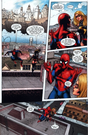 miss marvel likes spider-man