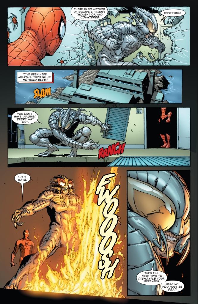 superior spider-man counters spider-slayer's escape plans