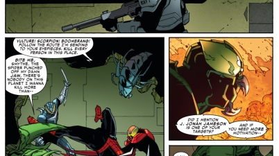 superior spider-man ignores saving innocents