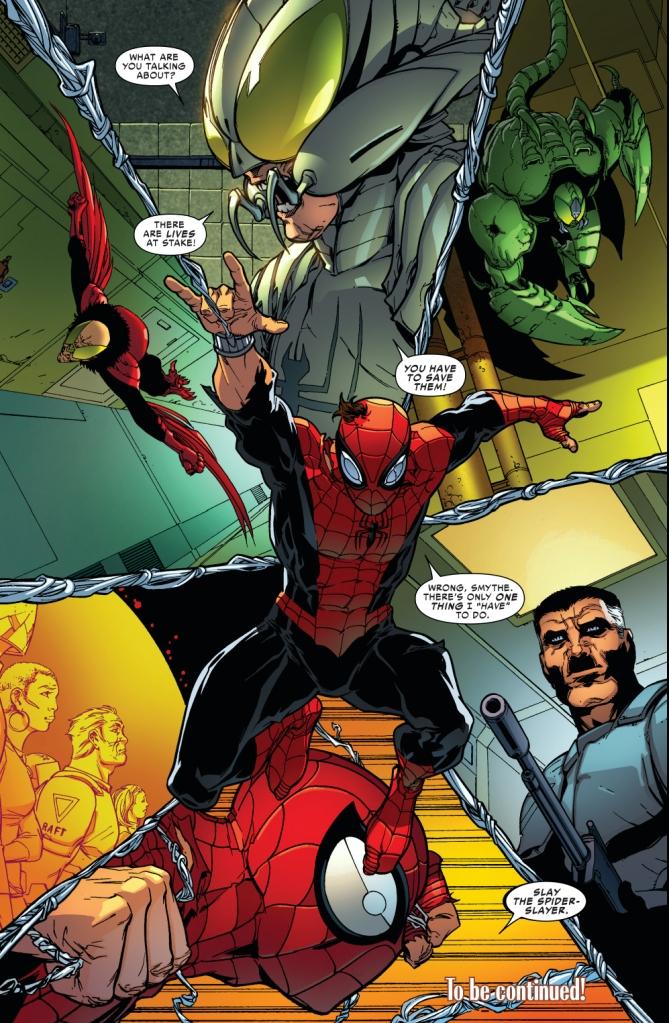 superior spider-man ignores saving innocents