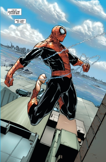 superior spider-man issue 11