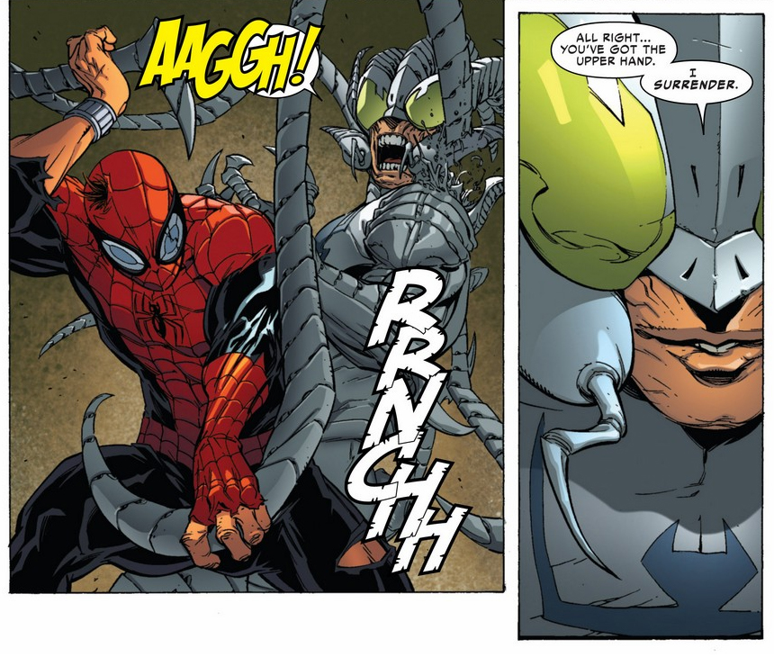 superior spider-man kills the spider-slayer