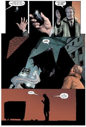 batman's bat signal (earth 1)