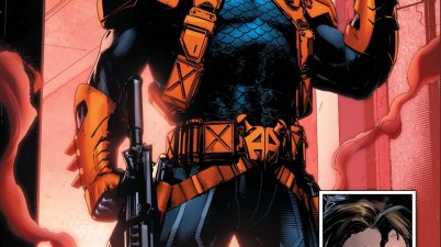 deathstroke (new suicide squad #3)