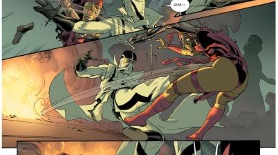 fantomex vs elektra deathlok