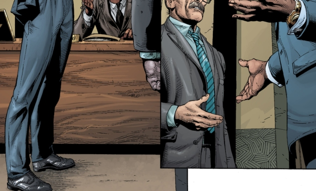 harvey bullock (earth 1)
