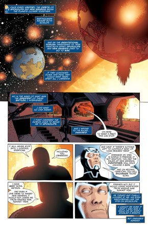 how metron forged peace between new genesis and apokolips