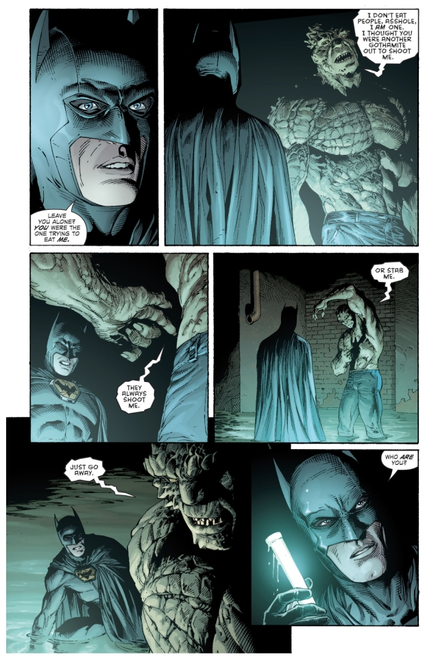 killer croc explains his dilemma