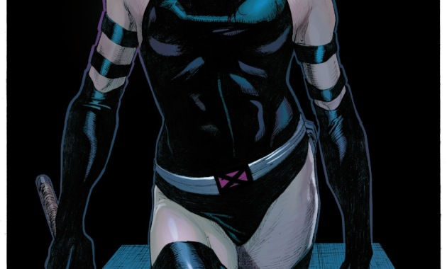 psylocke (uncanny xforce vol 1 3)