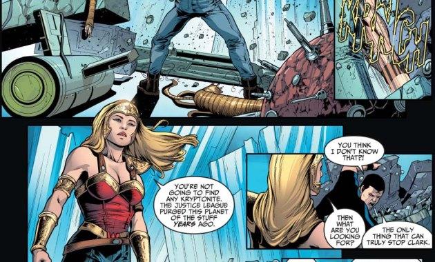 superman vs superboy (injustice gods among us)