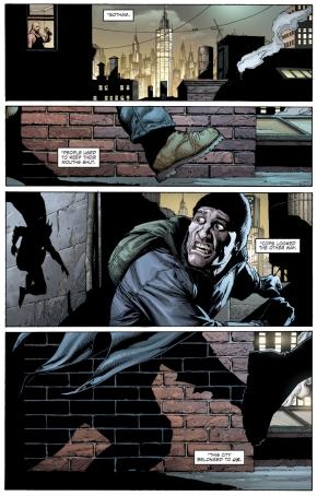 the batman's real