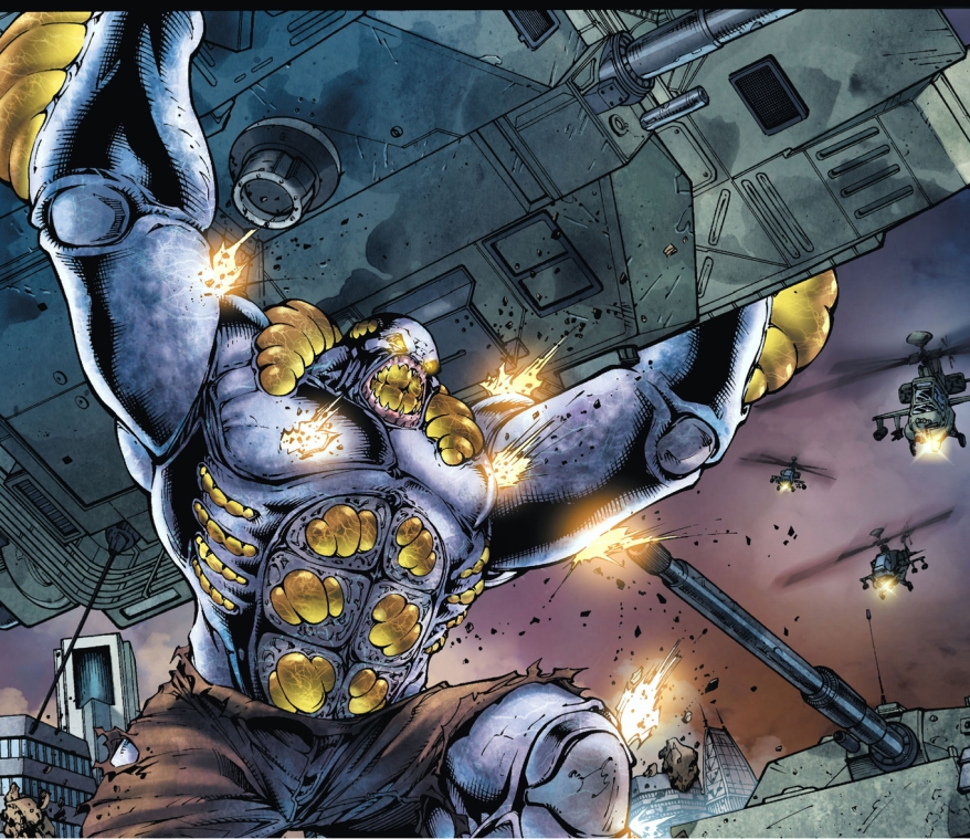 the parasite (earth 1)