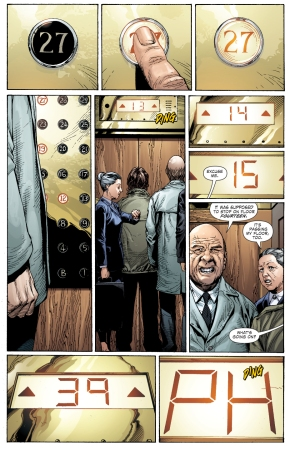 the riddler's first riddle (earth 1)