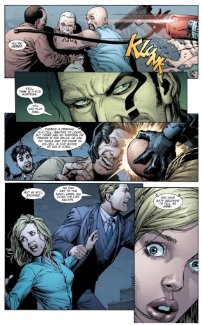 the riddler's fourth riddle (earth 1)