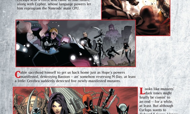 wolverine narrates x-force's missions