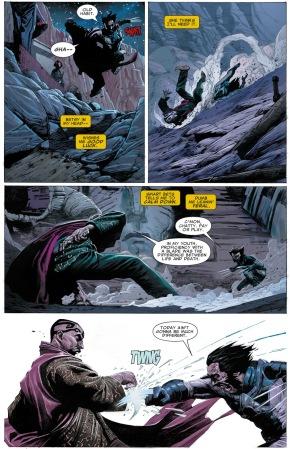 wolverine vs death