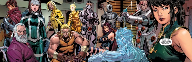 age of apocalypse x-men