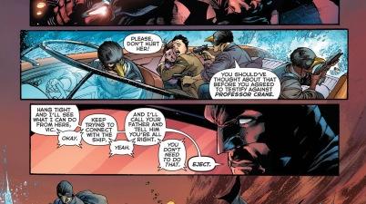 aquaman saves batman