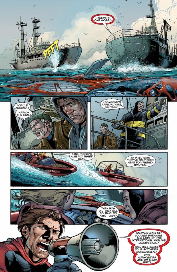 aquaman vs whalers