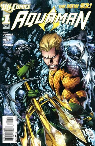 Aquaman Vol 7 1