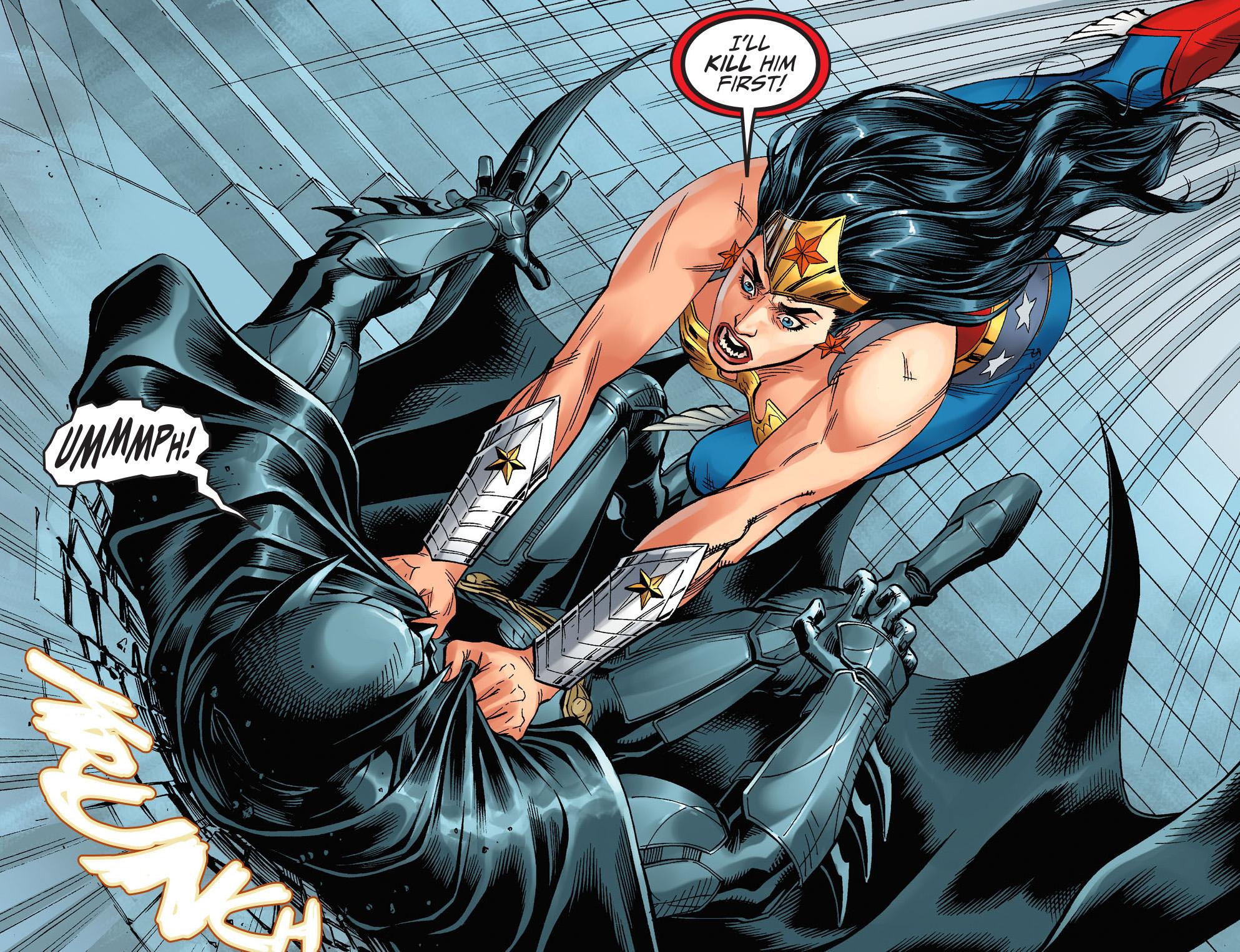 Batman choisit Wonder Woman comme champion-1846