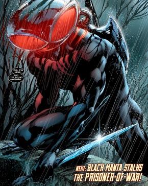 black manta (aquaman 8)