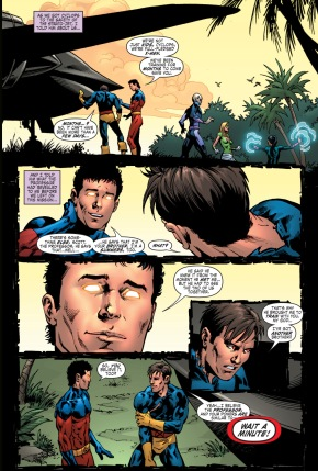 cyclops learns vulcan is his brother