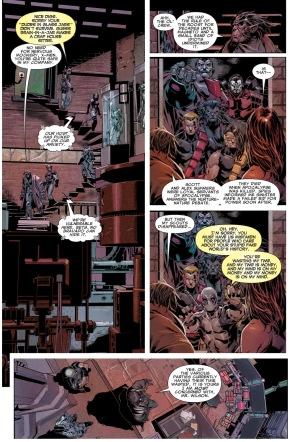 dark beast's laboratory (age of apocalypse)