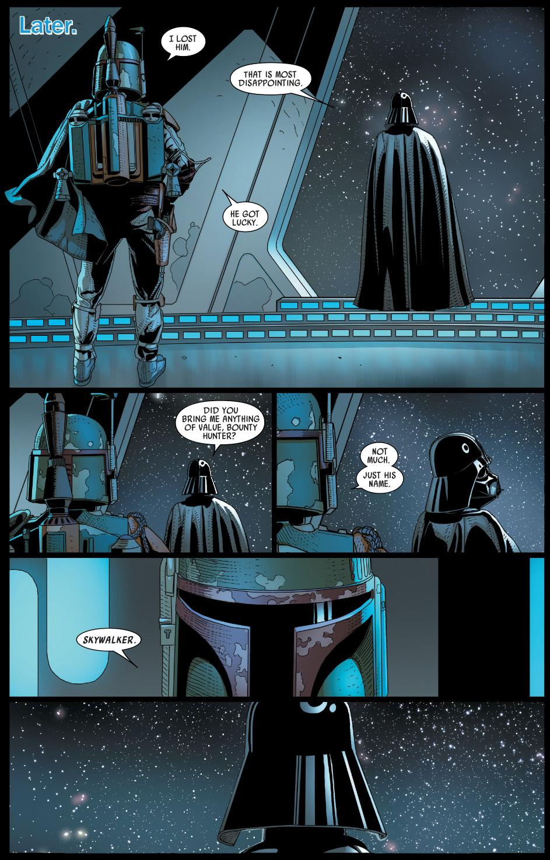 Darth Vader Learns Luk...