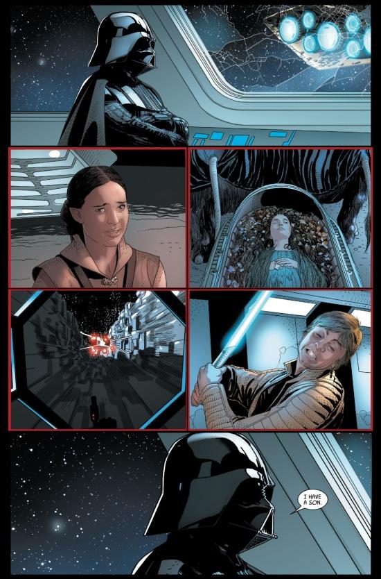 Copyright Del Rey, Lucasfilm