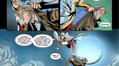 how deadman and zatanna rescued constantine