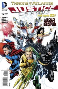 justice league volume 2 #15