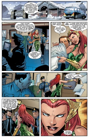 mera is arrested