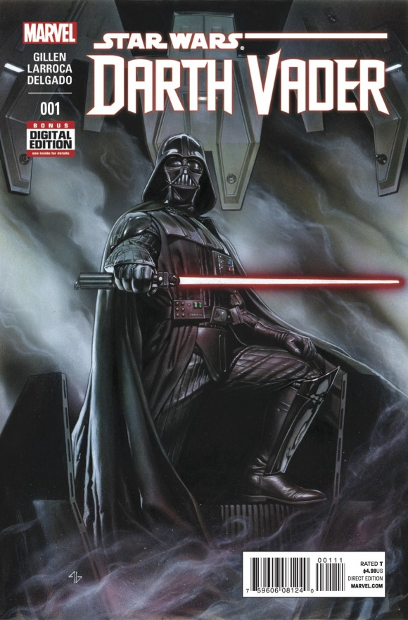 Star Wars Darth Vader Vol 1 1
