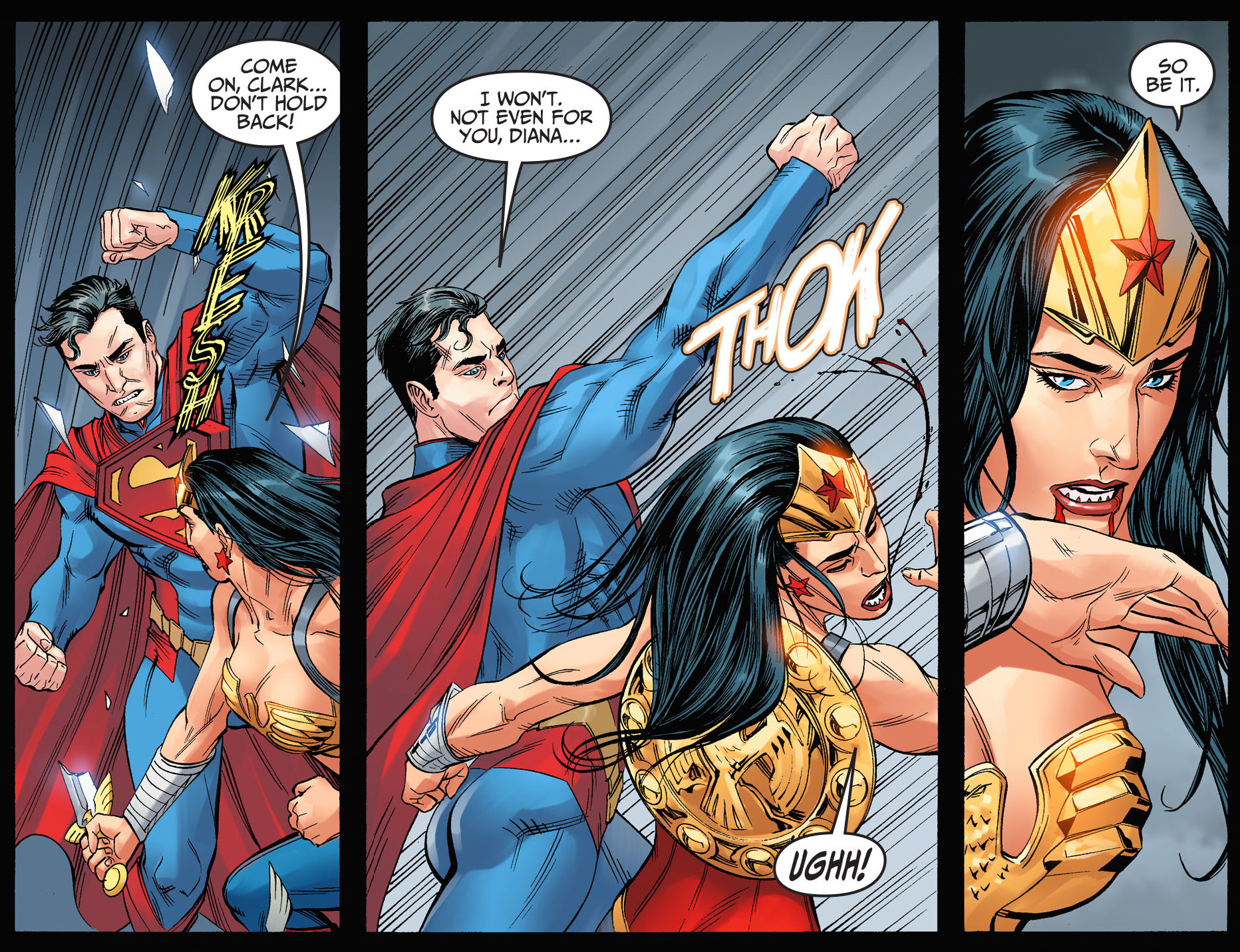 Superman vs batman movie wonder woman-3486