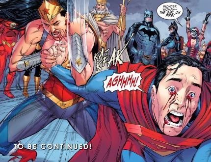 Znalezione obrazy dla zapytania superman vs wonder woman
